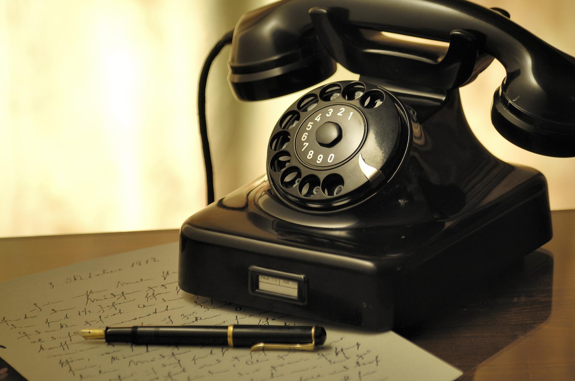 Kako je izumljen prvi telefon Izum telefona