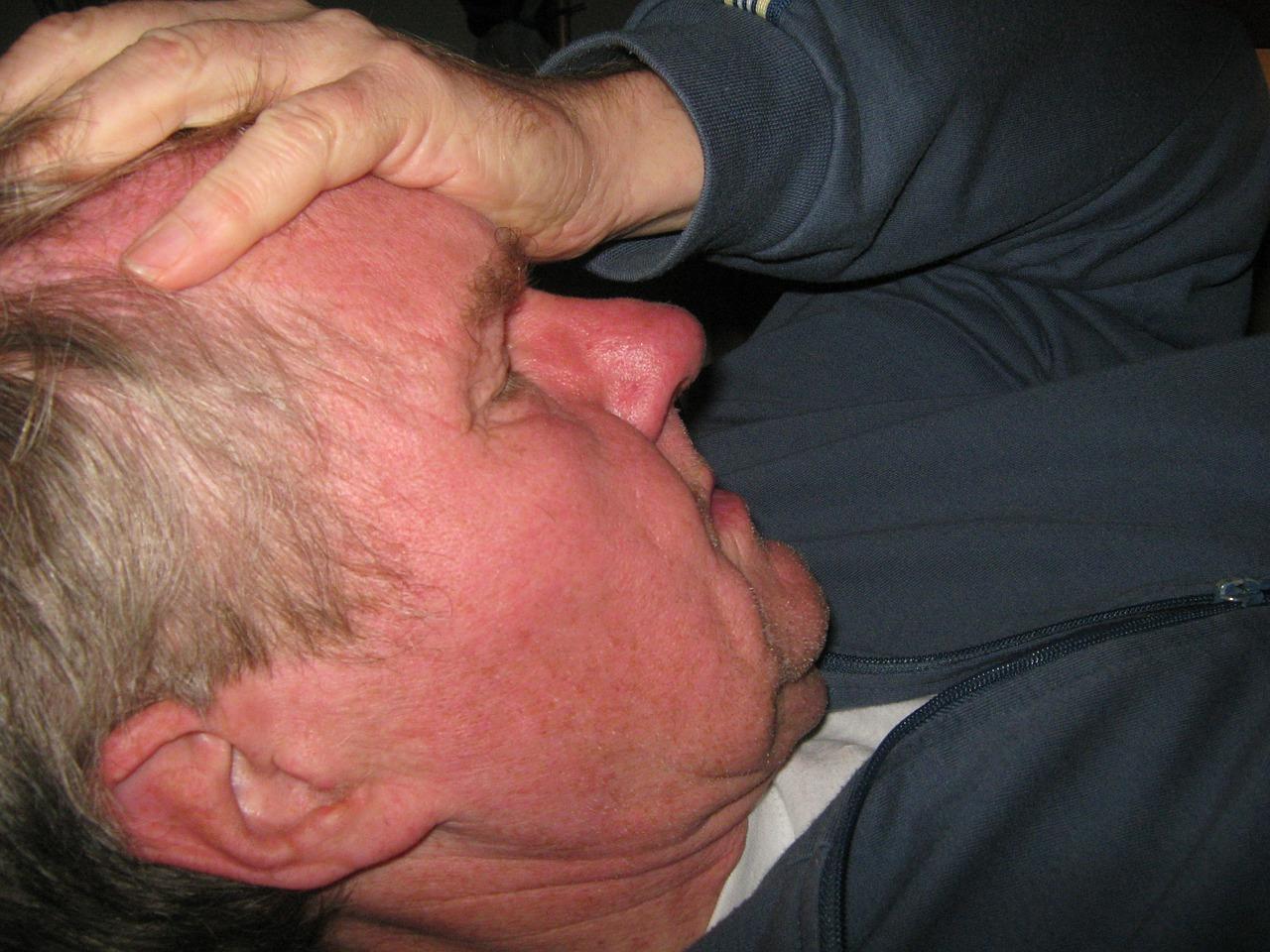 Kako pruziti prvu pomoc kod ozlijede zivcanog sustava Povrede glave