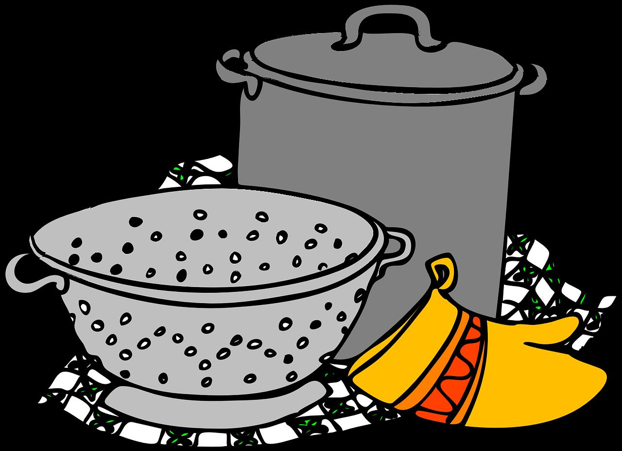 Kako sasiti kuhinjske rukavice izrada kuhinjskih rukavica