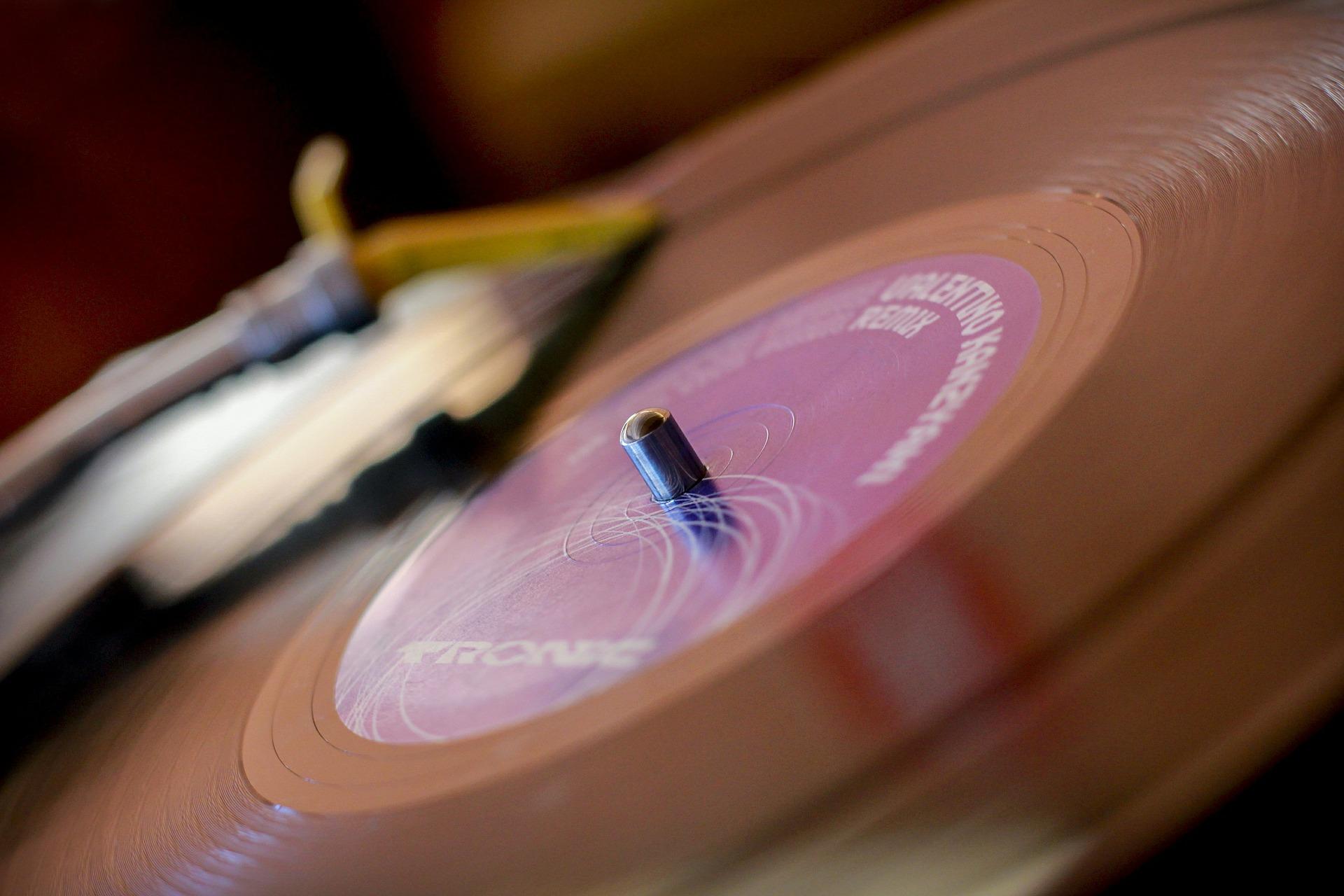 Kako se snima zvuk na gramofonsku ploču Snimanje zvuka na vinil
