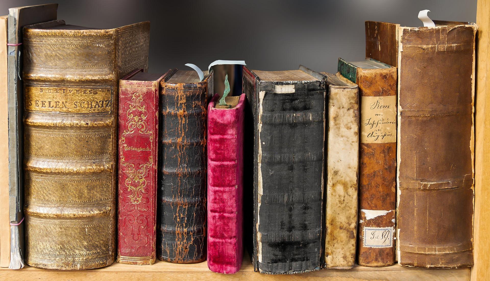 Kako su nastale knjižnice Povijest knjižnica