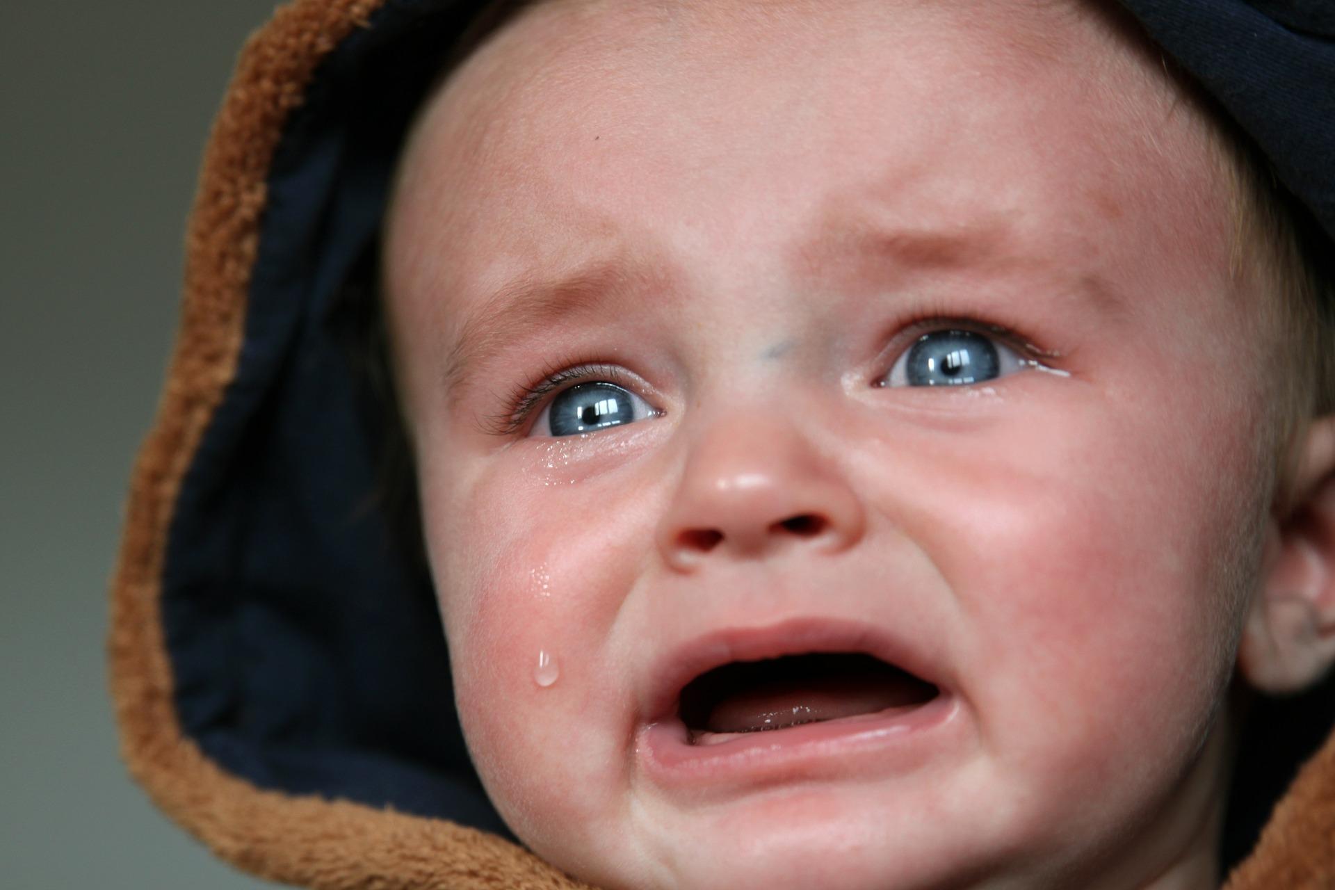 O grcevima kod male djece Kolike