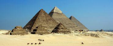 gradnja egipatskih piramida