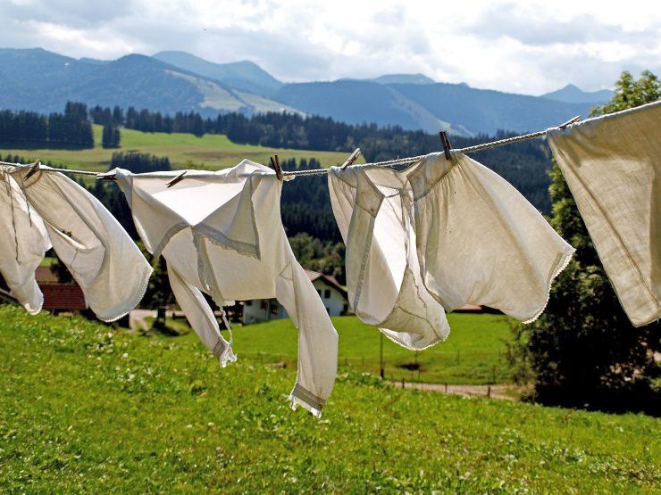 kako očistiti masne mrlje s odjeće čišćenje masnih mrllja