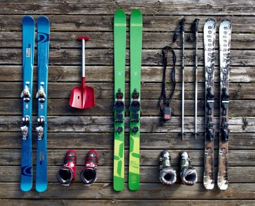 skijaska oprema ski frankie