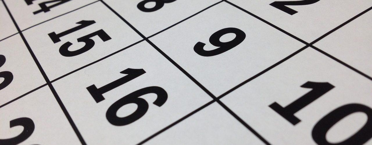veljača kalendar