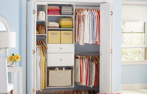 Kako organizirati svoj ormar s odjećom